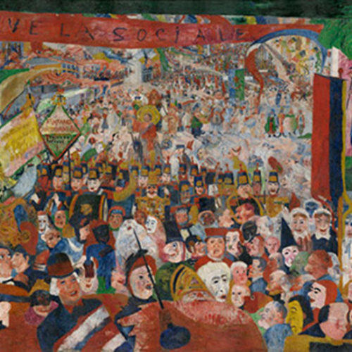 The Getty Welcomes the Scandalous Art of James Ensor