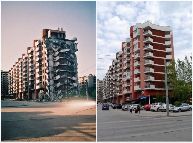 Jim Marshall photography, Sarajevo