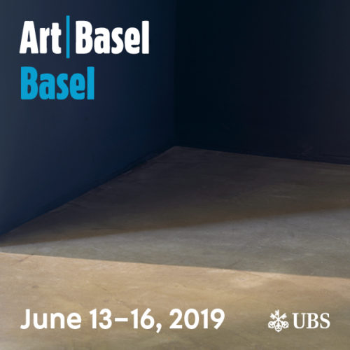 Art Basel June 13-16, 2019