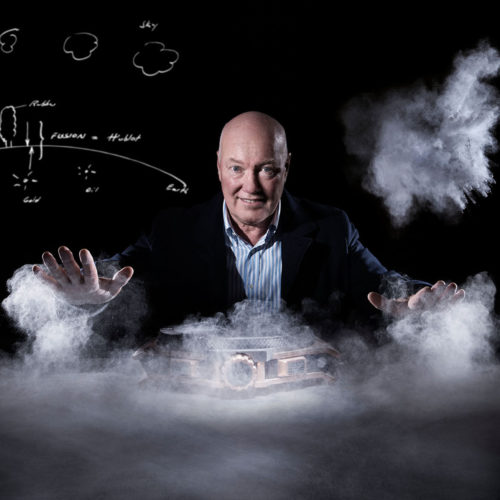 Jean-Claude Biver — cheesefarmer and watchmaker