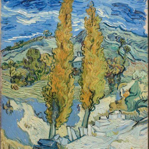 From Van Gogh to Kandinsky