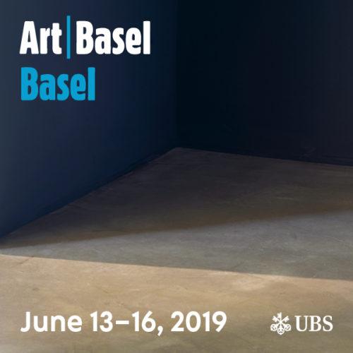 Art Basel June 13-16, 2019