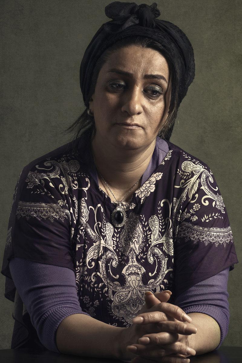 Roya, Iranian Flashback series by Amir Azari