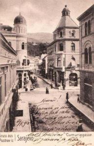 Sarajevo city